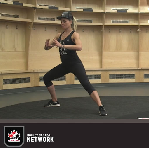 How JOGA & Hockey Canada Have Teamed Up to Help Athletes of Any Age Be at Their Best
